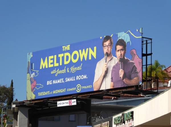 Meltdown season 3 billboard
