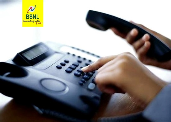 BSNL extended Landline 49 plan - Experience LL 49 - till 31st March 2018 in all the circles