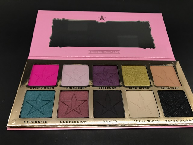 Beauty Killer Eyeshadow Palette - Jeffree Star Cosmetics | Review & Swatches