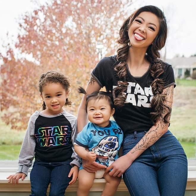 Cặp mẹ con xinh đẹp ngất ngây, chỉ nằm cạnh nhau chụp ảnh cũng nổi tiếng khắp mạng xã hội - Ảnh 7