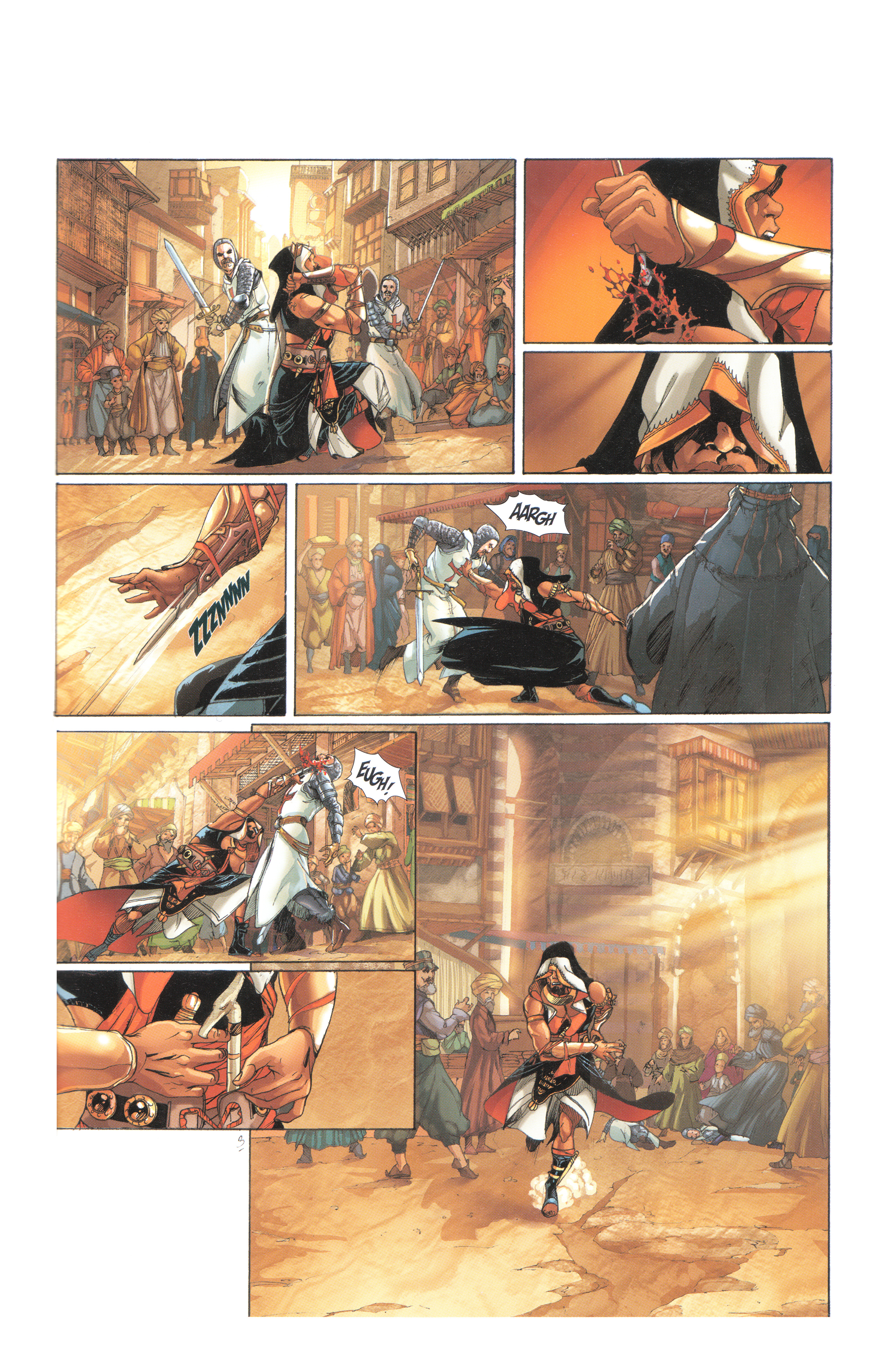 Read online Assassin's Creed (2012) comic -  Issue #4 - 5