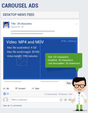 How to Size Images for Facebook