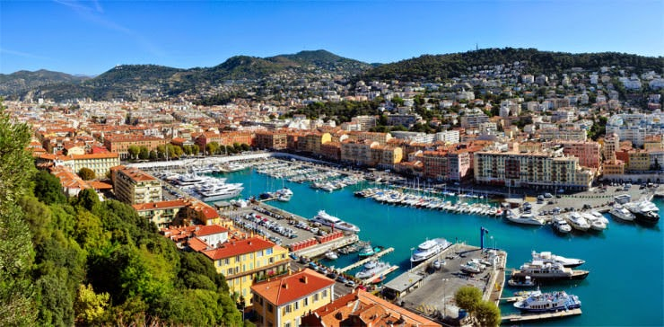 4. French Riviera, France - Top 10 Mediterranean Destinations