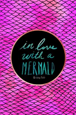 Dress Your Tech Mermaid Scales Wallpaper www.theartsyboho.com