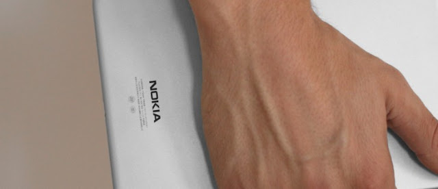جديد جهاز لوحي من نوكيا بحجم 18.4 inch