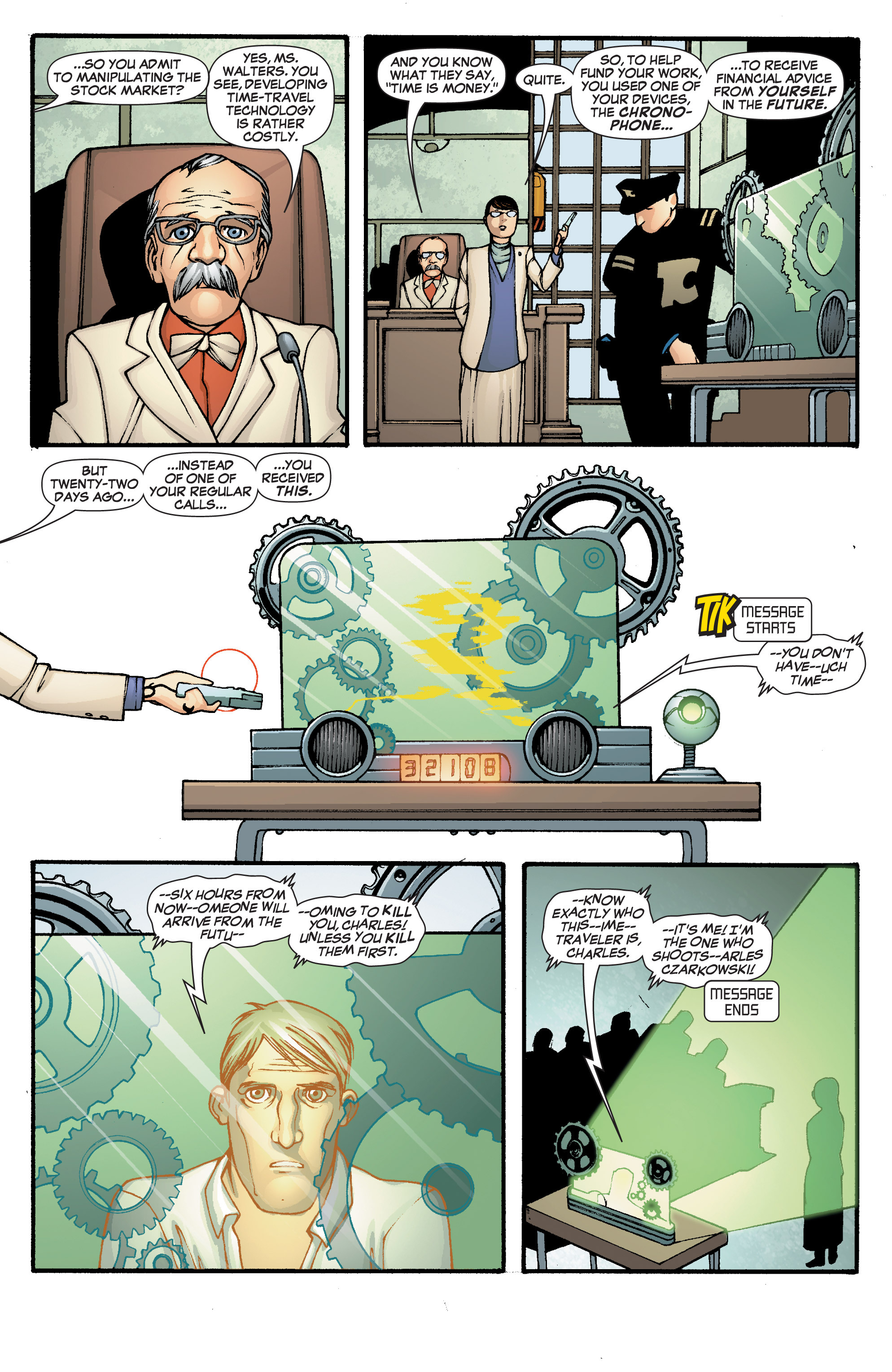 Read online She-Hulk (2005) comic -  Issue #2 - 14