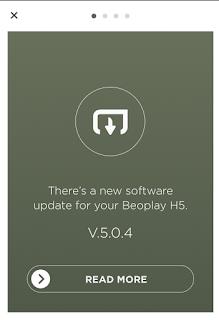 B&O BeoPlay H5 - App