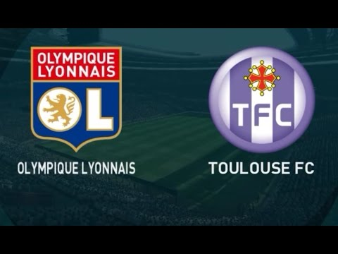Lyon vs Toulouse Full Match And Highlights