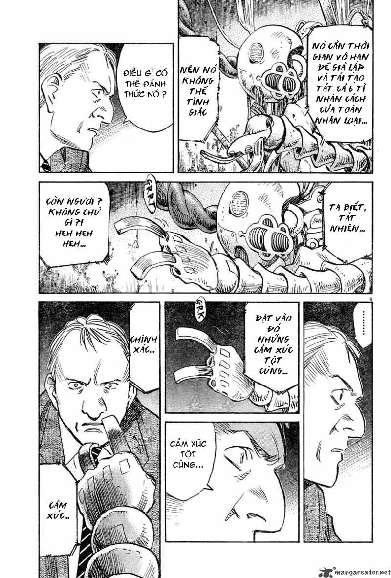 Pluto chapter 42 trang 11