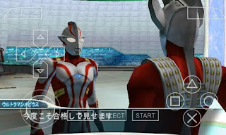 Download Game Ultraman Fighting Fighting Evolution (Japan) PSP Iso For PC Full Version | Murnia Games