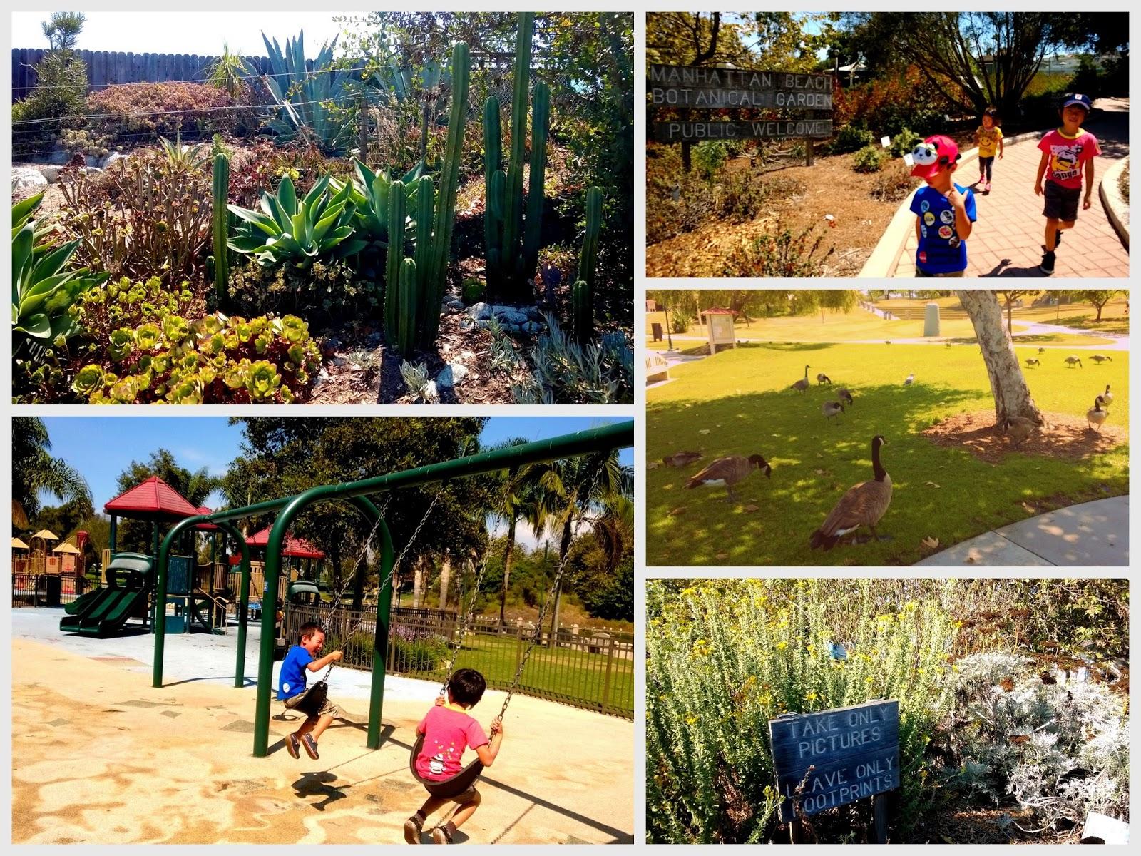 Send me an ocean breeze please growing up hui - Manhattan beach botanical garden ...