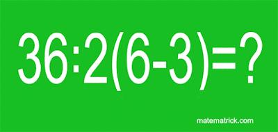 soal matematika paling susah sedunia