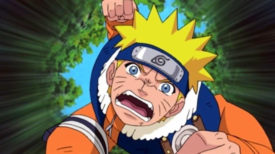Naruto ataca