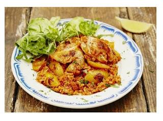6 Langkah Mudah Membuat Nasi Bakar Ayam!
