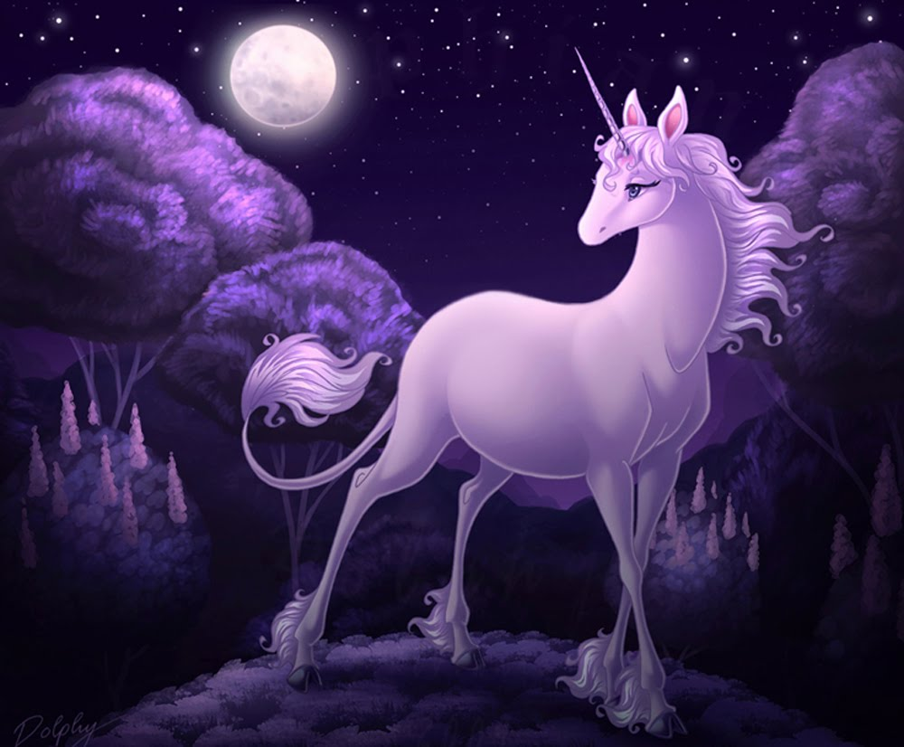 magic unicorns animated wallpaper - photo #4