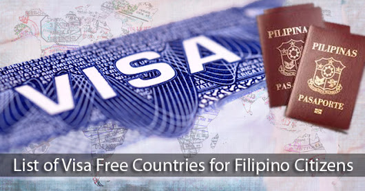 Where Can A Filipino Travel Without A Visa