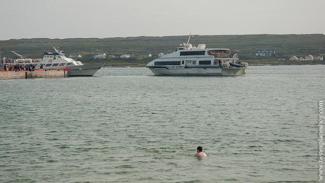 Ferry Islas Aran Irlanda