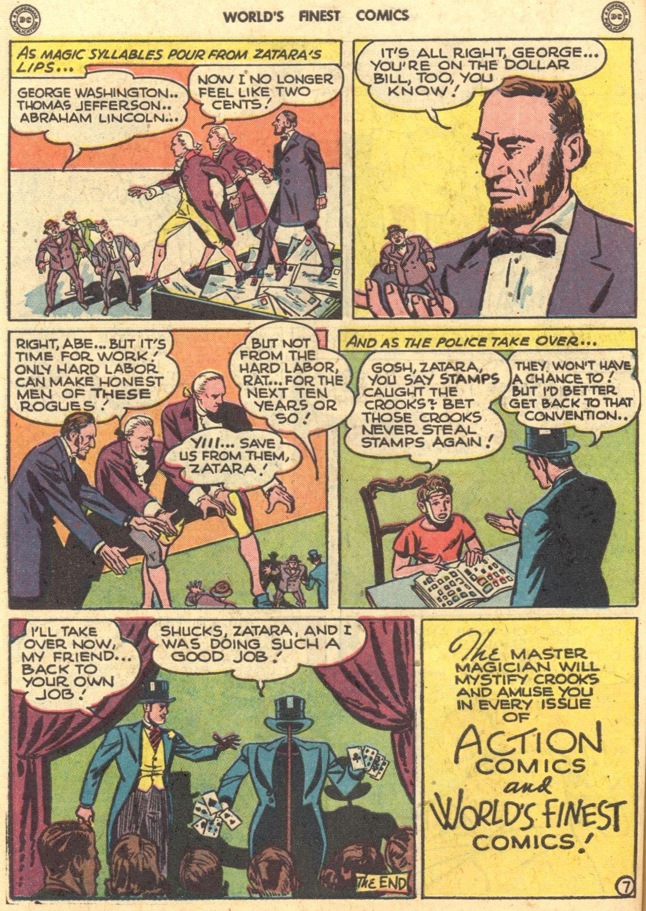 Read online World's Finest Comics comic -  Issue #28 - 49