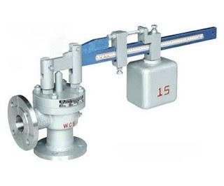 lever safety valve
