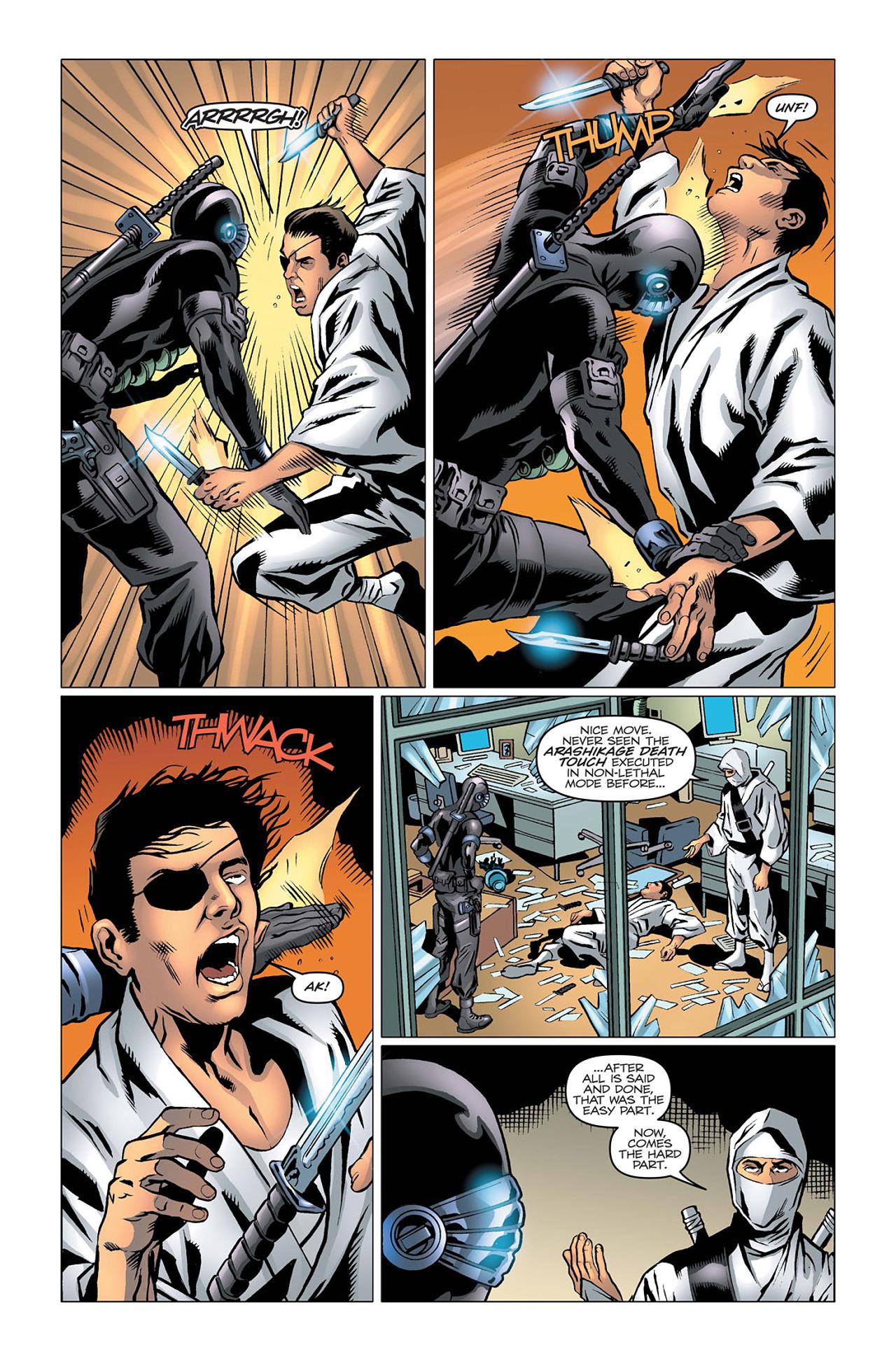 G.I. Joe: A Real American Hero 165 Page 20