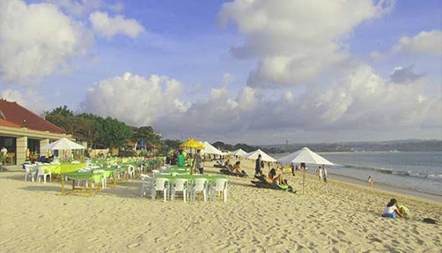 best beaches in Bali white sand