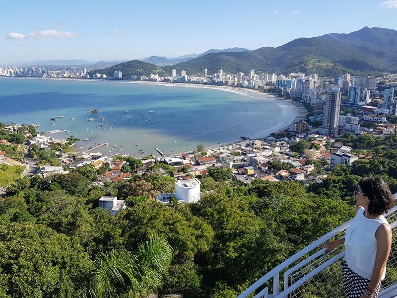 Mirante de Itapema,  Balneário Camboriú