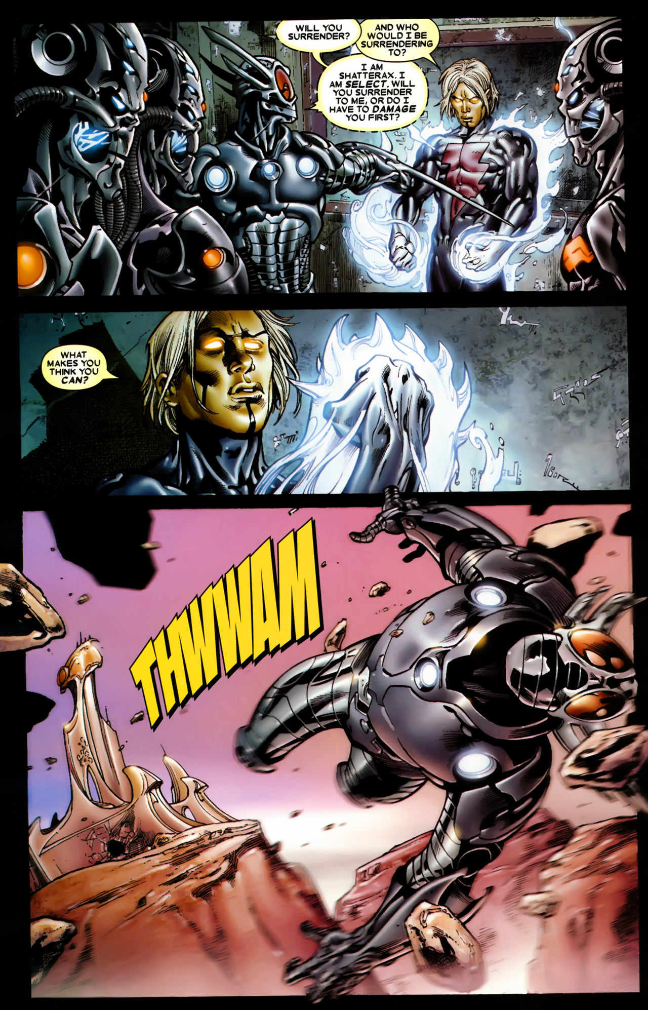 Read online Annihilation: Conquest comic -  Issue #1 - 18
