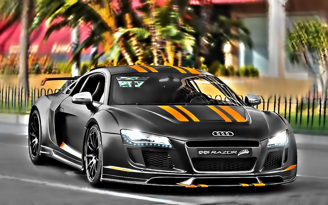 hd new wallpaper  audi super car