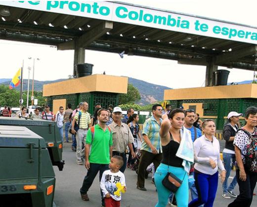 Frontera Colombo-Venezolana, el drama de un cierre y reapertura tambaleante