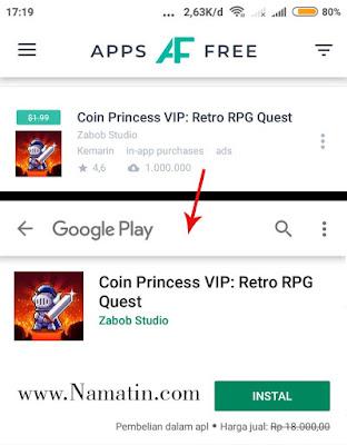 kumpulan aplikasi game promo gratis google play