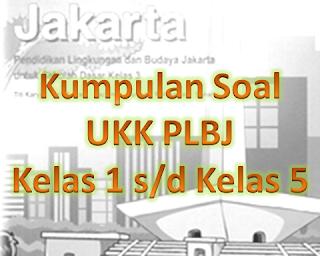 Kumpulan Soal UKK PLBJ Kelas 1 2 3 4 5 KTSP