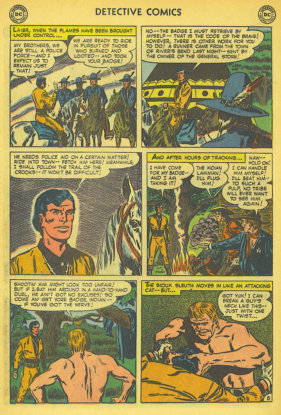 Read online Detective Comics (1937) comic -  Issue #173 - 47