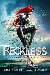 Reckless - A YA Sci-fi adventure book promotion Jenetta Penner