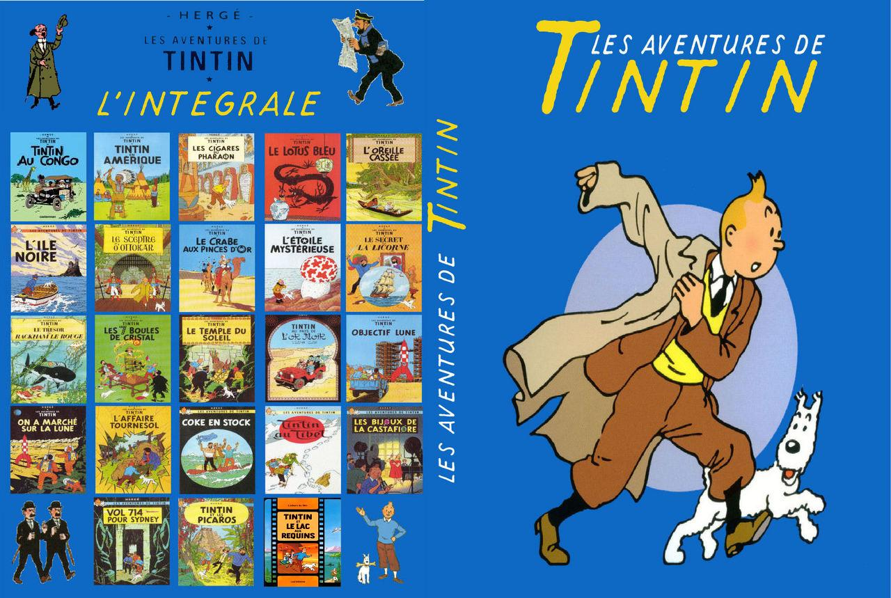 bande dessinee tintin pdf