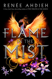 flame in the mist, renee ahdieh