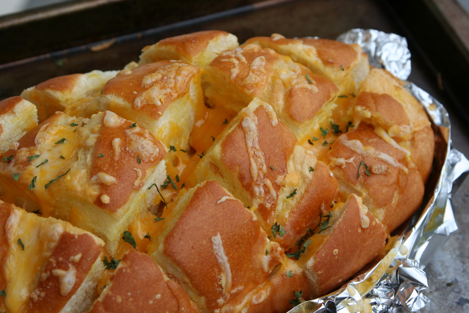 Recipe Shoebox: Stuffed French Bread