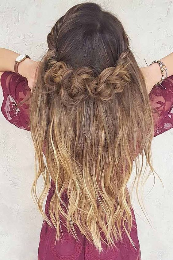 Long Hair Hairstyles to Try on and Be Elegant