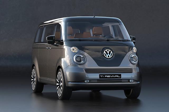VW T1 Microbus Revival