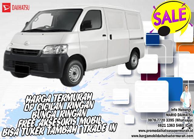 gambar daihatsu granmax blind van