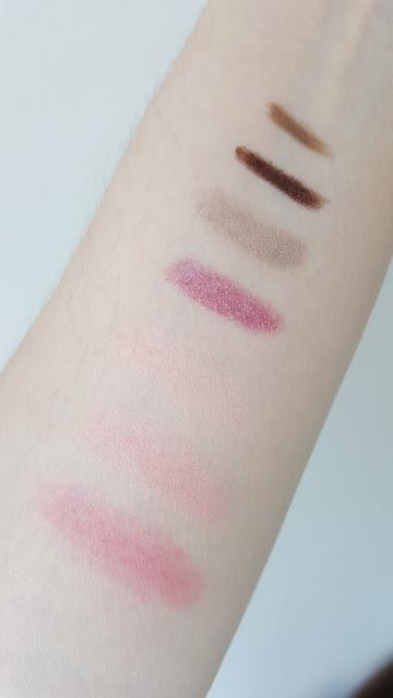 KIKO Makeup Haul - Swatches