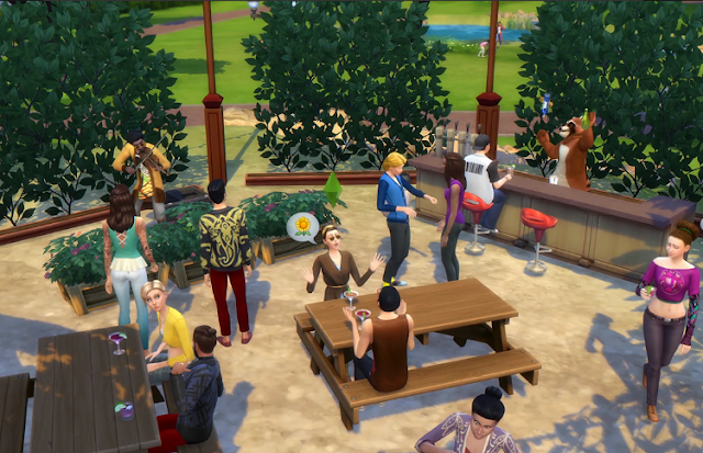 The Sims 4 City Living Download For Free