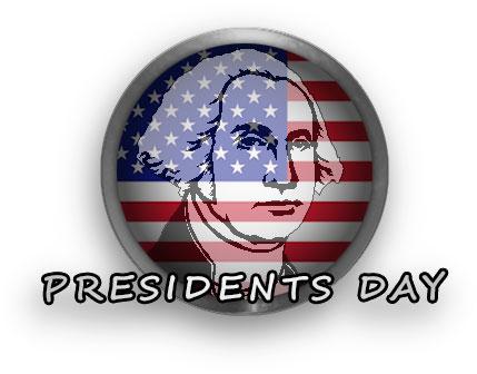 George Washington's Birthday also known as Presidents' Day