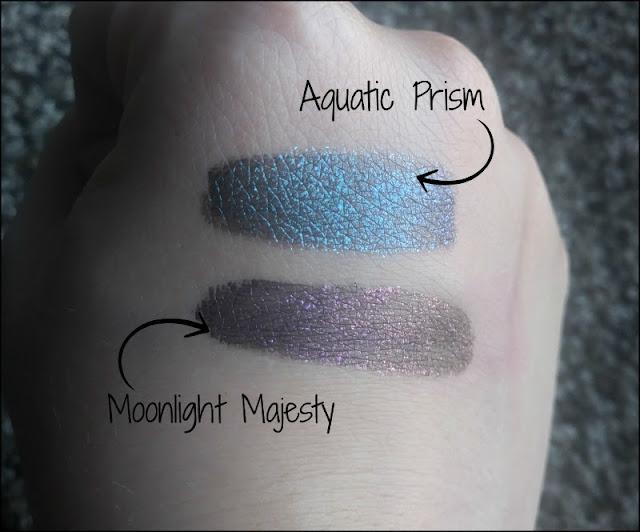 New Wet 'n' Wild Midnight Mermaid Collection + Metallic Liquid Eyeshadow Swatches!