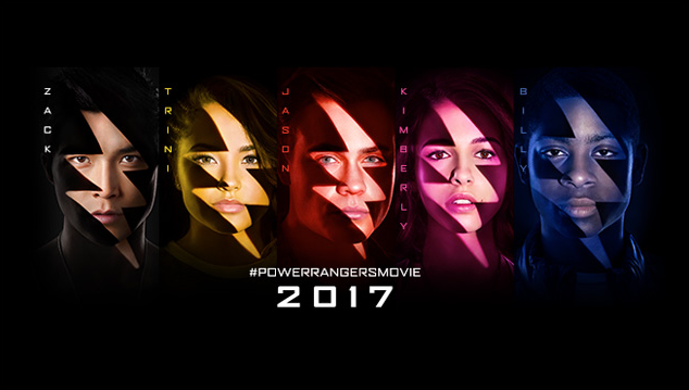 Sinopsis Power Rangers Movie(2017)