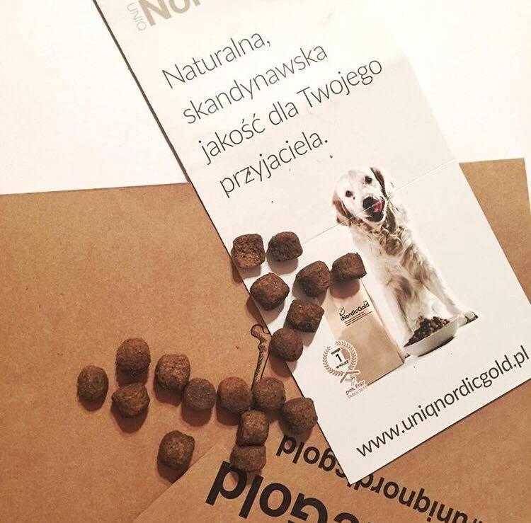 UniQ Nordic Gold, sucha karma dla psów