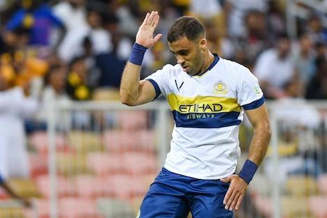 حمد الله يسطر سجلا ذهبيا في الدوري السعودي