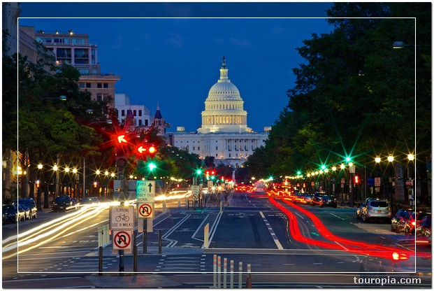 Washington DC - 10 Stunningly Beautiful Best Places to Travel in the USA