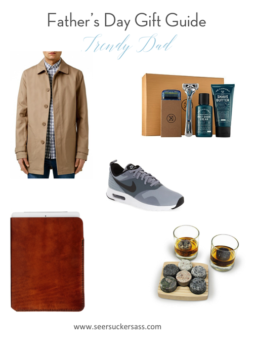Father's Day Gift Guide Trendy Dad