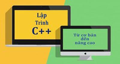 Share Khóa Học Lập Trình Hướng Đối Tượng Với C++ Từ Cơ Bản Tới Nâng Cao