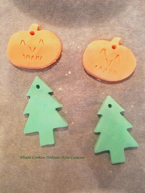 Clay Dough Ornaments